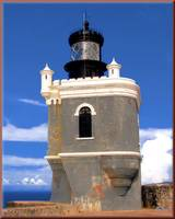 Castillo San Felipe del Morro Lighthouse