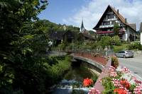country village, south western Germany