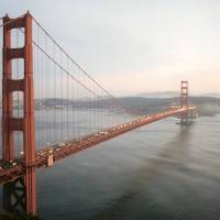 The Golden Gate by Donnie Shackleford