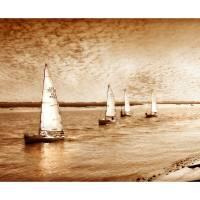 Sail Away Art Prints & Posters by Yukiko Aramaki