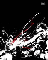Boxeo de la Noche -  01/A by Mike Orduña