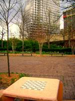 Chess Table