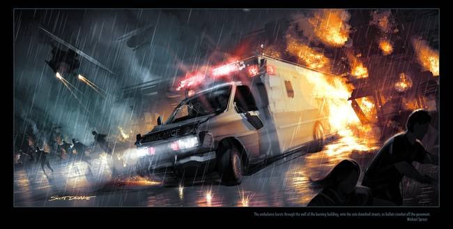 Ambulance Action