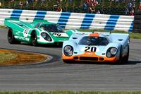 Porsche 917Ks At Speed