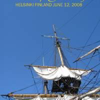 Sailing ship Götheborg Art Prints & Posters by Matti Mattila