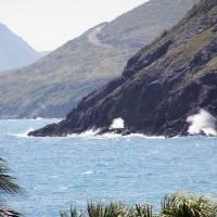 Crashing Surf by Donnie Shackleford
