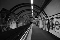 london waiting - london underground