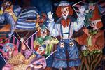 Clown Jamborie by Sonya P.
