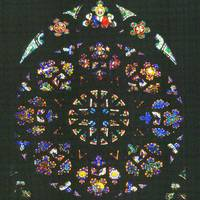 Rose Window, St. Vitus' Cathedral