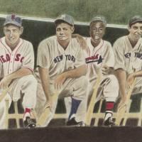 20th Century - Major League Baseball Art Prints & Posters by chet buckley