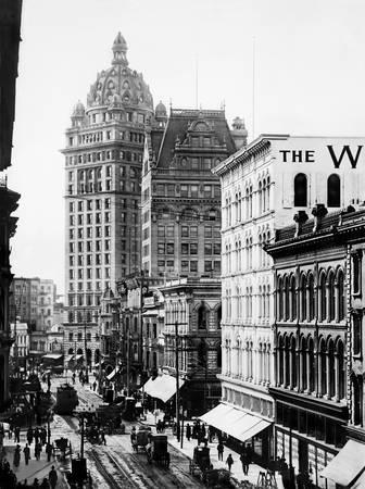 Kearny Street, San Francisco 1903