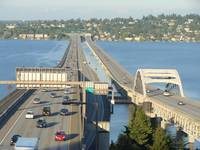 Interstate 90 Floating Bridge