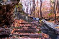 Stairs at the Gap