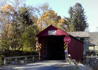 Historic Logan Mills Covered Bridge