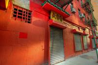 China(town)'s Communal Red