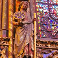 Saint Chappelle No. 1, September 2007 Art Prints & Posters by Jody Thompson