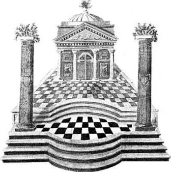 King Solomon S Temple By Alan Ammann