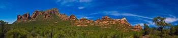 Panoramic Sedona