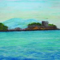 Kusadasi Bay Art Prints & Posters by Sebastian Mc Laughlin