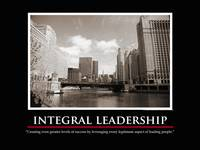 Integral Leadership Print