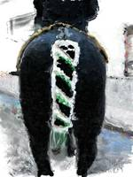 Horse Tail 2