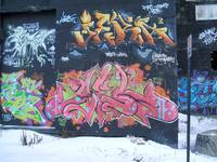 Montreal Graffiti 4