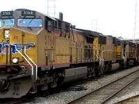 Union Pacific Locomotives