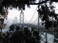 bay bridge from southeast