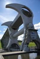 Falkirk Wheel Boat Lift