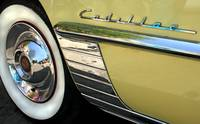 Yellow Cadillac