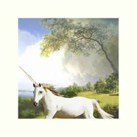 Maritgen Art - Unicorn Running free