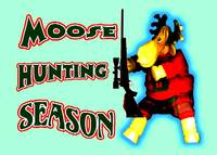 Moose Hunting Season
