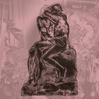 Tribune to Rodin's Kiss - Vintage Pink Variation