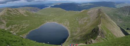 Red Tarn & Striding Edge
