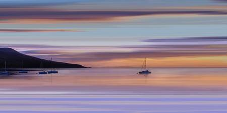 Brodick Bay sunrise, Isle of Arran