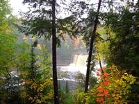 Tahquamenon Waterfall