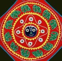 Indian Decorative Wall-Hanging