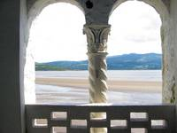 Estuary Through Arches