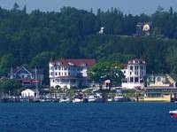 Harbor, Mackinac Island