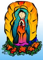 La Virgin de Guadalupe