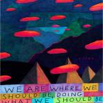 """It Is SimpleWe Are Where We Should Be"" by richardstine"