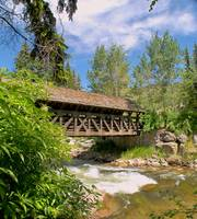Vail Covered Bridge