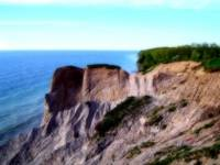 Bluffs in Cayuga County, NY