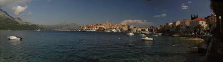 Korcula Panoramic