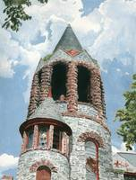 The Bell Tower at Saint Lawrence Church