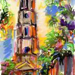 """St Philips Church Charleston South Carolina"" by GinetteCallaway"