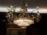 Marriott Chandelier