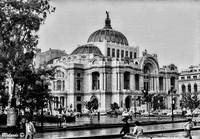Palacio de Bellas Artes, National Theater of Mexic
