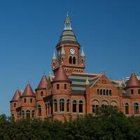 Old Red Courthouse & Museum