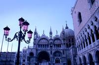 Saint Mark's Cathedral, St. Mark's Square, Venice,